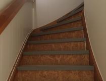 Målning trapp